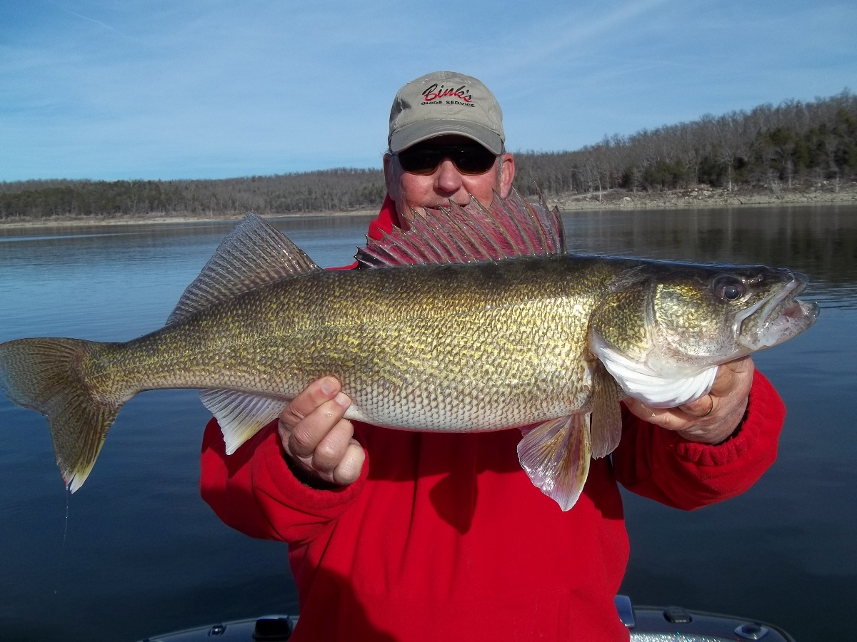 Arkansas Fishing Report from Anglers - 2012 January-March