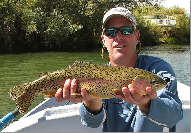 Colorado fishing report from anglers for Fishing lakes in colorado