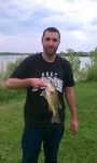 Shawnee State Lake Bass 1